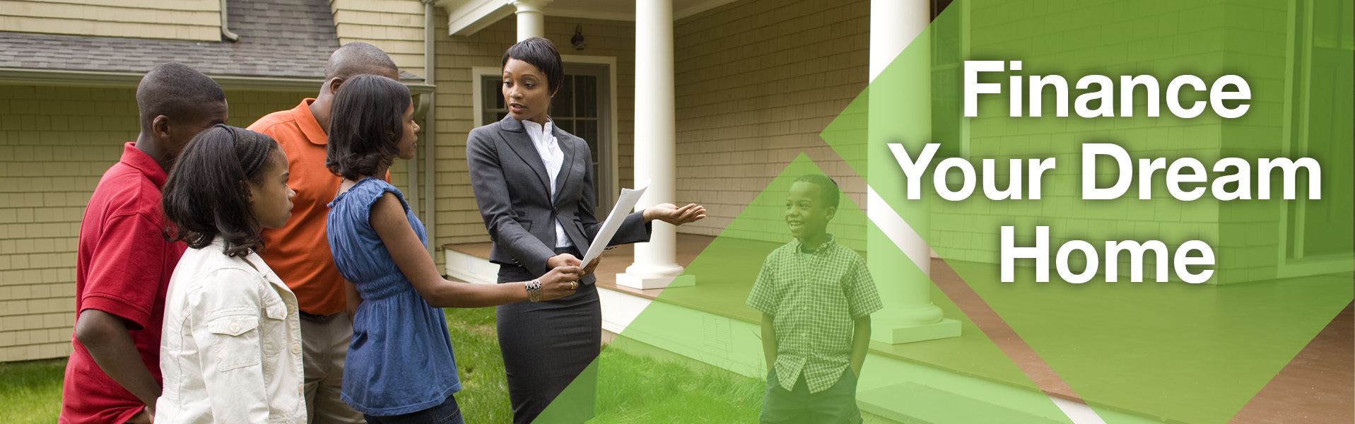 Financing Your Dream Home