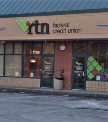 RTN Credit Union Tewksbury, MA - Hours & Locations