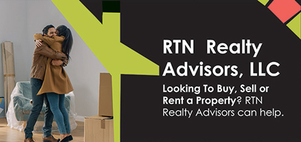 RTN Realty Advisors, LLC Looking to buy, sell or rent a property? RTN Realty Advisors can help.