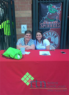 RTN Staff at Lowell Spinners